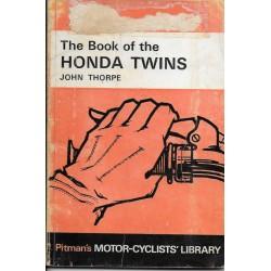 HONDA twins jusqu'à 1968 (éditions Pitman's 1969)