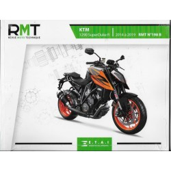 KTM 1290 SuperDuke R (2014 à 2019) RMT 198 B