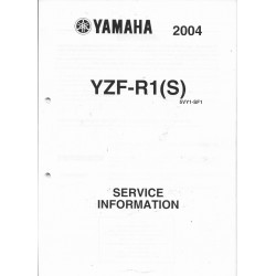 YAMAHA YZF-R1 (S) de 2004