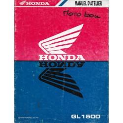 HONDA GL 1500 C / CT (W) de 1998 (manuel atelier additif)