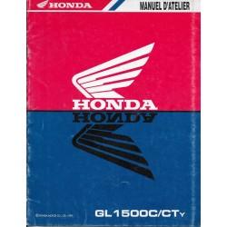 HONDA GL 1500 C / CT (Y) de 2000 (manuel atelier additif)