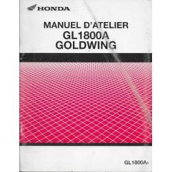 HONDA GL 1800 A3 Golwing de 2003 (Additif 11 / 2002)