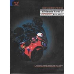 ZONGSHEN ZS 125 GY (EG) - (manuel atelier mars 2003)