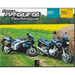 Kawasaki ZX 6 R (95 / 99) - Yamaha XJ 900 S (95 / 2002) (RMT 102)