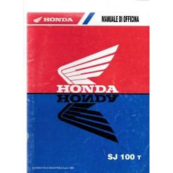 HONDA SJ 100 (Additif novembre 1995)