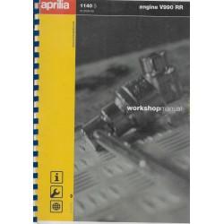 Aprilia Engine V990 RR