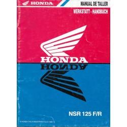 Honda NSR 125 F/R