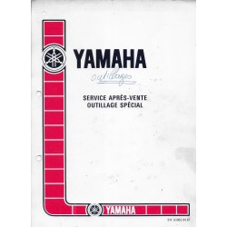 Outillage spécial Yamaha 87