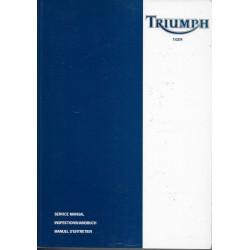 TRIUMPH Tiger 885cc de 2000 (Manuel atelier 11 / 1999)