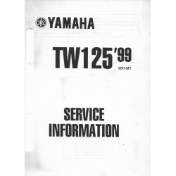 YAMAHA TW 125 1999-2003