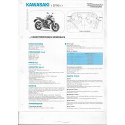 KAWASAKI ER-6n (2012) (Fiche RMT)
