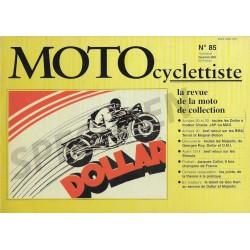 MOTOcyclettiste n°85 décembre 2000