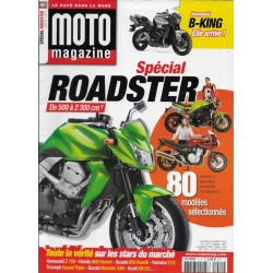 Moto Magazine Spécial Roadster juin 2007
