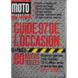 Moto Magazine Hors-série guide de l'occasion 1997