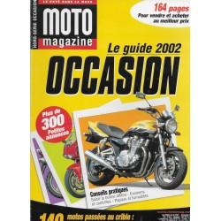 Moto Magazine Hors-série guide de l'occasion 2002