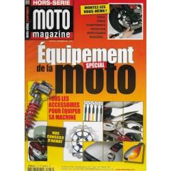 Moto Magazine Hors-série spécial équipement de la moto 2007