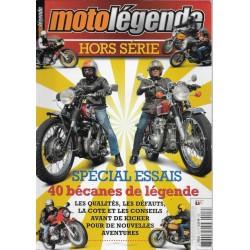 Moto Légende hors série 2011 spécial essais
