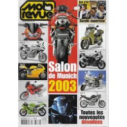 Moto Revue Salon Munich 2003