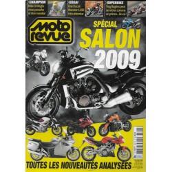 Moto Revue spécial salon 2009