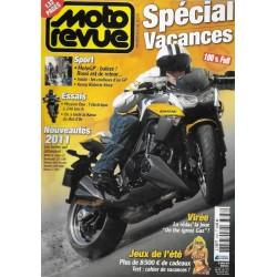 Moto Revue Spécial vacances 2010