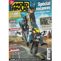 Moto Revue Spécial vacances 2012