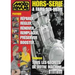 """MOTO REVUE HS """"A faire soi-même"""" 2002"""