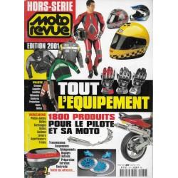 MOTO REVUE Spécial équipement édition 2001