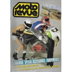 MOTO REVUE Spécial Accessoires 6/11/1986