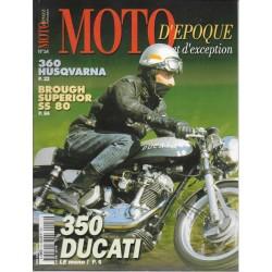 Moto d'époque et d'exception n°14
