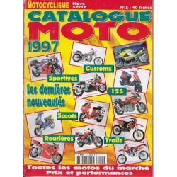 MOTOCYCLISME - Catalogue moto 1997
