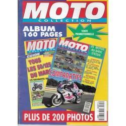 Moto Collection album 1993 numéro 4 et 5
