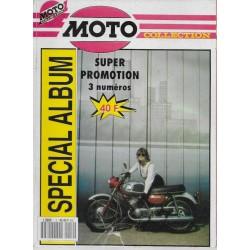 MOTO 1 Collection Album Spécial n°2 mars 1989