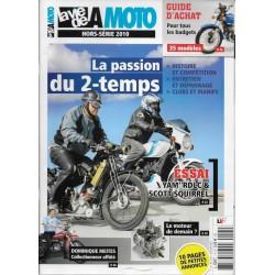 La Vie de la Moto hors-série 2010 passion du 2 temps