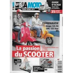 La Vie de la Moto hors-série 2011 La passion du scooter