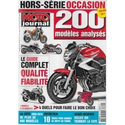 MOTO JOURNAL Hors Série occasions 2011