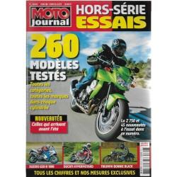 Moto Journal hors-série Spécial essais 2007