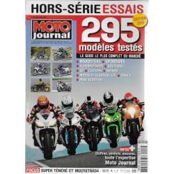 Moto Journal hors-série Spécial essais 2010