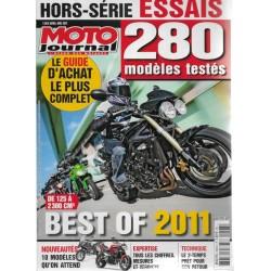 Moto Journal hors-série Spécial essais 2011