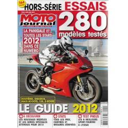 Moto Journal hors-série Spécial essais 2012