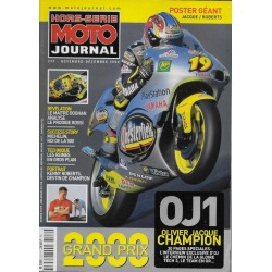 Moto Journal spécial Grand Prix 2000