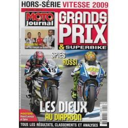Moto Journal spécial Grands Prix 2007
