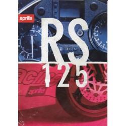 APRILIA RS 125 de 1997 (prospectus)