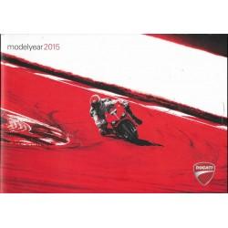 DUCATI Catalogue original Gamme 2015