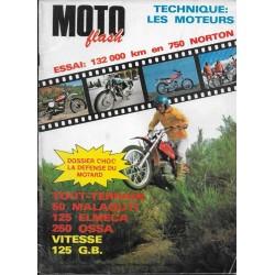 MOTO FLASH / MOTO TOUT-TERRAIN n° 11 (12 / 76 - 01 / 77)