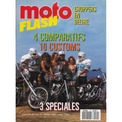 MOTO FLASH n° 152 (08 / 1992)