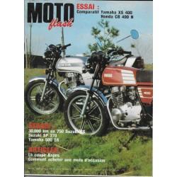 MOTO FLASH n° 24 (février - mars 1979)