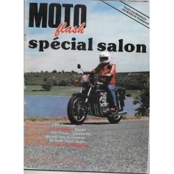 MOTO FLASH n°28 (octobre - novembre 1979)