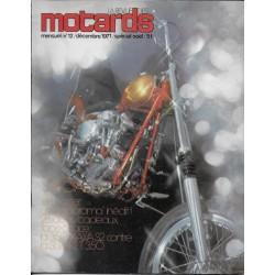 La revue des Motards n° 12 (décembre 1971