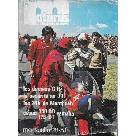 La revue des Motards n° 28