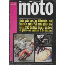 LA MOTO n° 1 (février 1970)